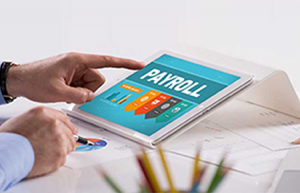 payroll support tablet