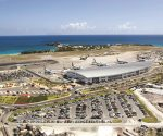 Aeriel Photo SXM Airport