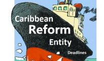 Caribbean Reform Entity deadlines