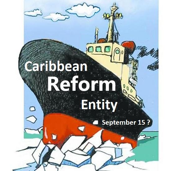 Caribbean Reform Entity september 15
