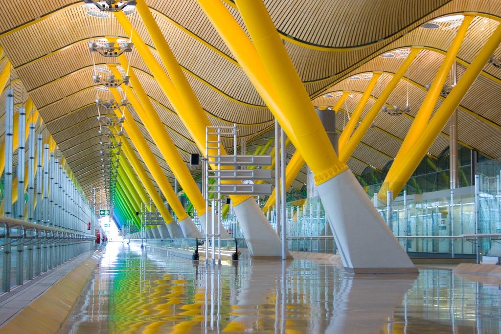 Cuidad Airport Madrid