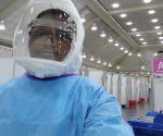 Dr. Leonard Richardson M.D. COVID-19 facility