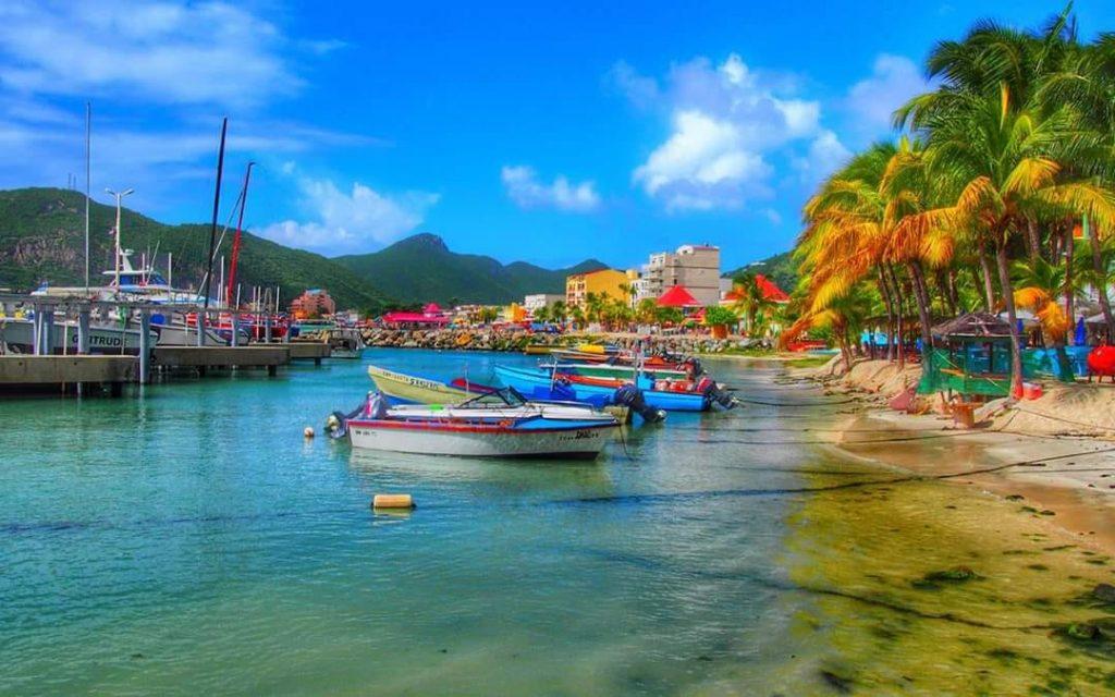 Great Bay Philipsburg St. Maarten