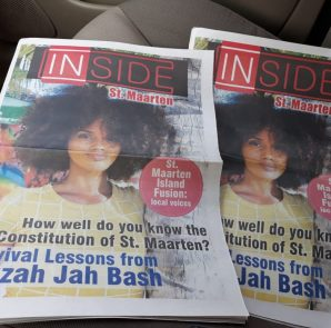 INSIDE St. Maarten news magazine