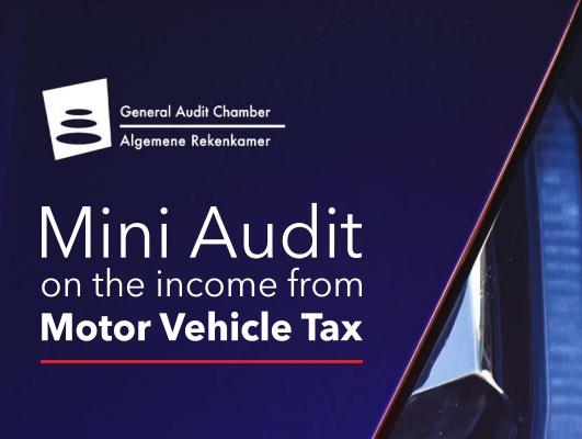 Mini Audit Report GAC Motorvehicle Tax