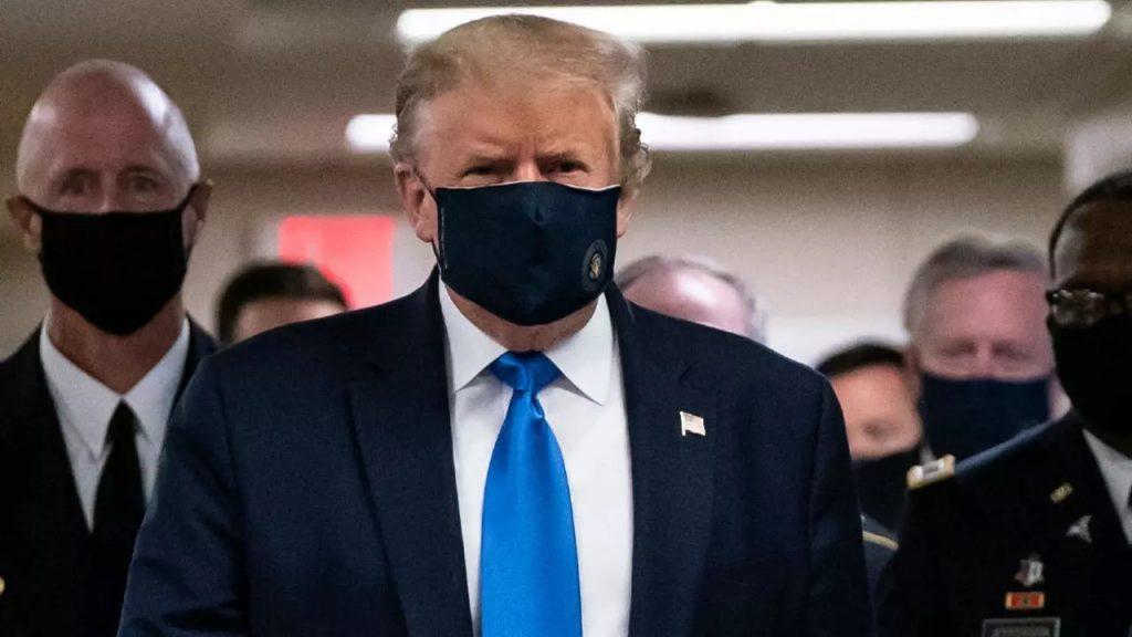 Trump Facemask