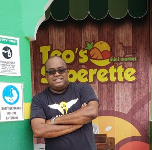 Michael Granger - Owner Teo's Superette mini market